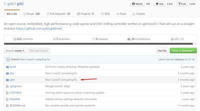 Папка для копирования в Arduino libraries